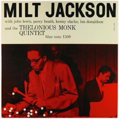 Milt Jackson Blue Note BLP 1509