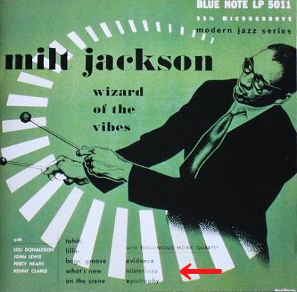Milt Jackson Wizard Of The Vibes Blue Note CD