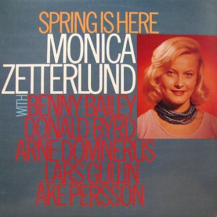 Monica Zetterlund Spring Is Here Dragon DRLP-171