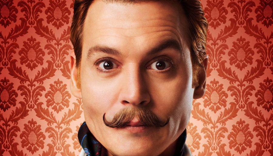 New Trailer for Mortdecai1