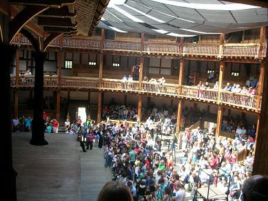 2006LON Globe Theatre