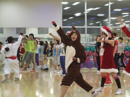 FIGHT-DO クリスマスSP 003