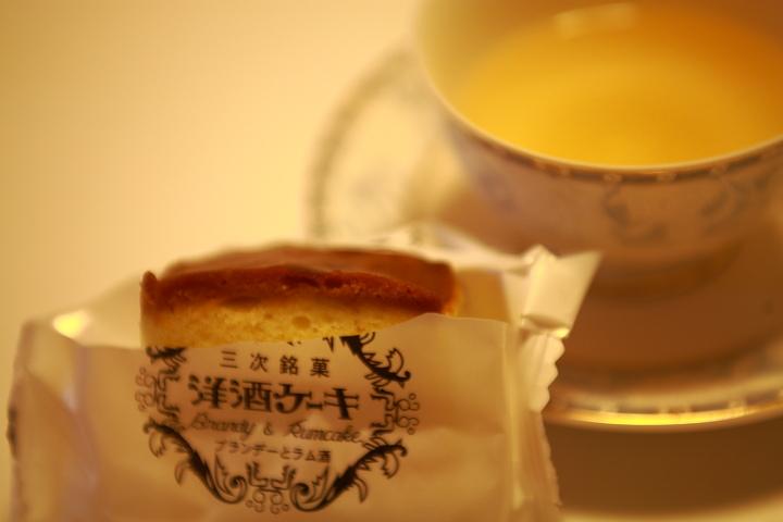 洋酒ケーキ3
