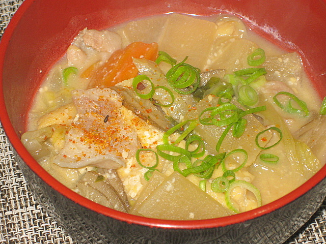 yasai-tonjiru