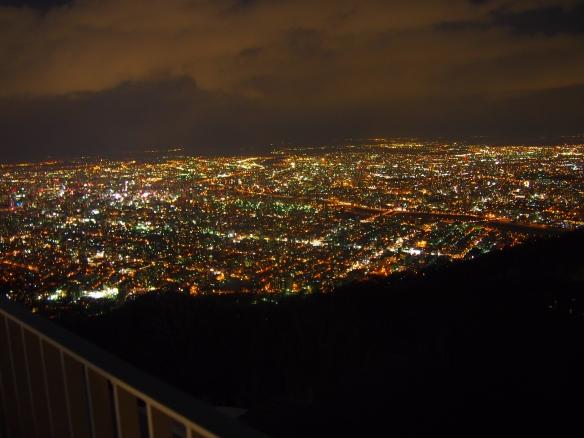 もいわ山夜景