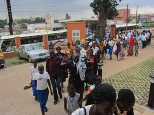 Uganda Branch Temple Grand Opening 21
