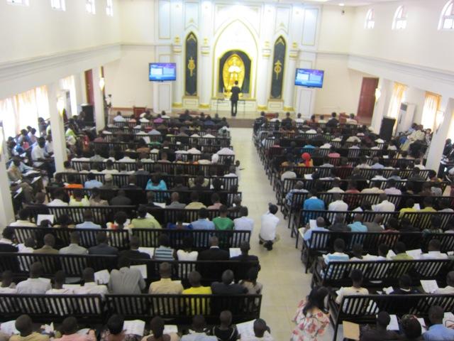 Uganda Branch Temple Grand Opening 1