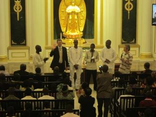 Uganda Branch Temple Grand Opening 9
