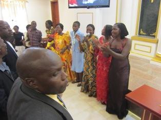 Uganda Branch Temple Grand Opening 15