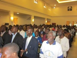 Uganda Branch Temple Grand Opening 14