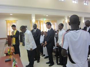 Uganda Branch Temple Grand Opening 17