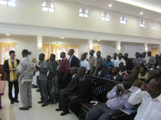 Uganda Branch Temple Grand Opening 16