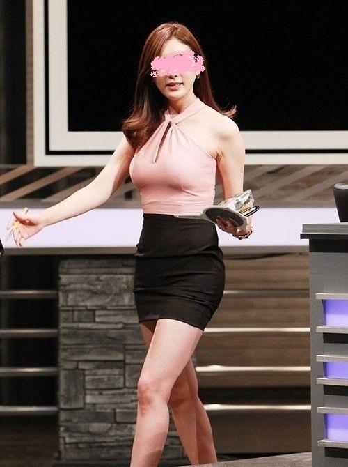 韓国女子アナ1