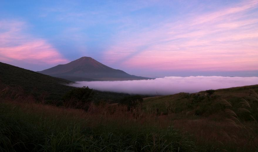 2012 08 25 山中日の出前s