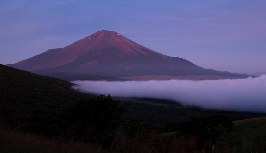 2012 08 25 山中日の出前3s