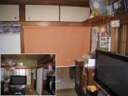 【施工事例vol.51】施工前:居室・リビングリフォーム(和室→洋室リフォーム)