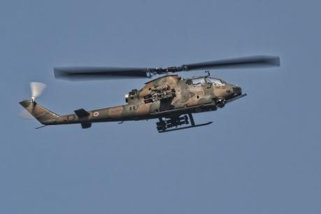 木更津駐屯地のAH-1Sコブラ