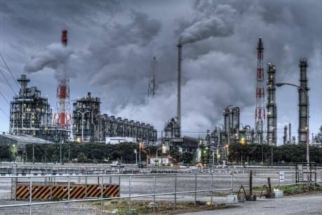 京葉工業地域の五井地区