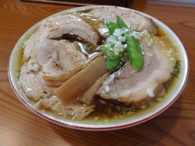 中華そばすずき やわらか肉そば(並)
