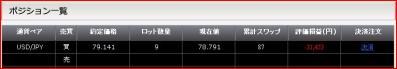 20110721ドル円ポジ