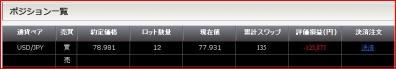 20110727ドル円ポジ