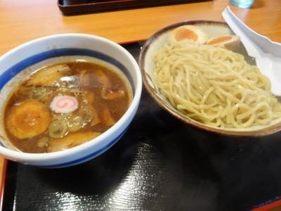 優勝軒 大野田店 つけ麺