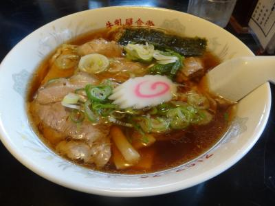 牛乳屋食堂 チャーシュー麺