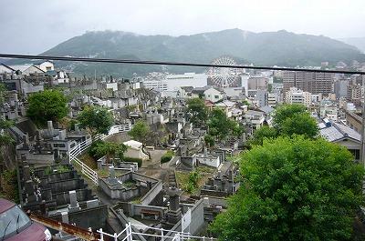 長崎のお墓1
