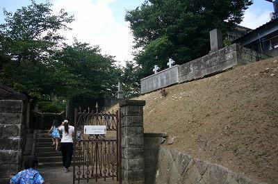 グラバーさんのお墓2