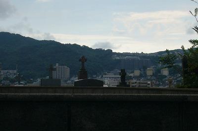 長崎のお墓4