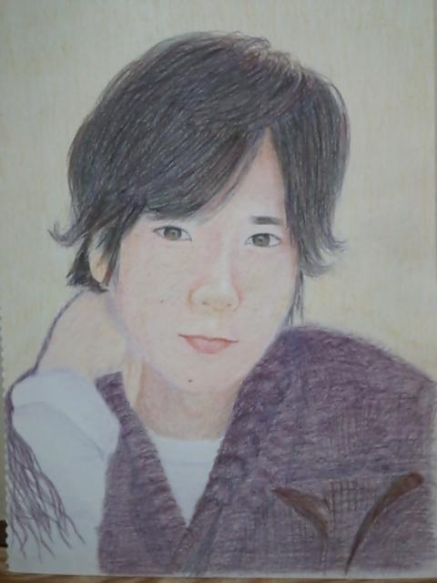 ニノちゃん肖像画2