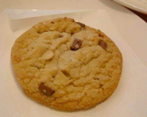 チョコチップマカデミアクッキー