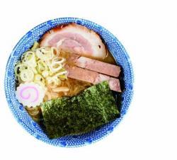 「六厘舎」つけ麺