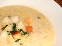 MTB_キノコのクリーミースープ