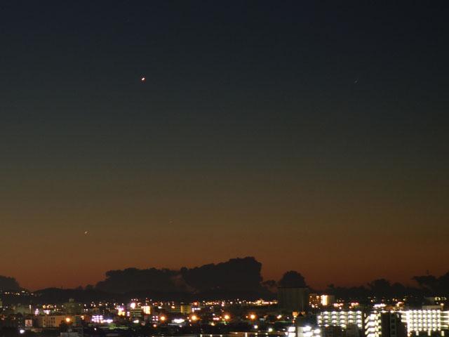 アイソン彗星見えるかな?