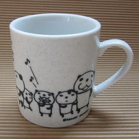 ブログマグカップ
