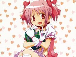 43moe 166849 dress kaname_madoka mahou_shoujo_madoka_magica taniguchi_junichiro