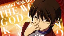 169moe 161605 disc_cover kami_nomi_zo_shiru_sekai katsuragi_keima male screening watanabe_akio