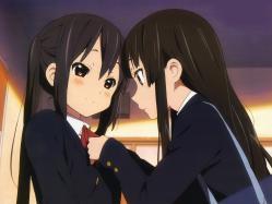 43moe 177205 akiyama_mio horiguchi_yukiko k-on! nakano_azusa seifuku tainaka_ritsu
