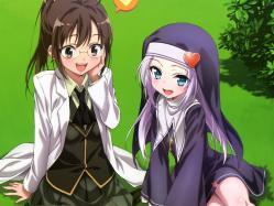 43moe 188537 boku_wa_tomodachi_ga_sukunai hasegawa_kobato heterochromia lolita_fashion nun shiguma_rika takayama_maria
