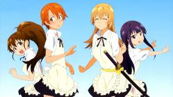 169moe 153784 adachi_shingo inami_mahiru taneshima_poplar todoroki_yachiyo waitress working!! yamada_aoi