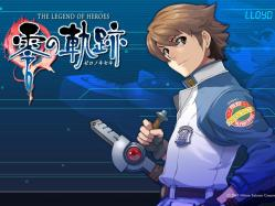 43moe 155603 eiyuu_densetsu eiyuu_densetsu__zero_no_kiseki enami_katsumi lloyd_bannings male police_uniform sword wallpaper