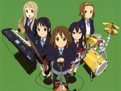 43moe 187507 akiyama_mio guitar hirasawa_yui k-on! kotobuki_tsumugi nakano_azusa pantyhose seifuku tainaka_ritsu