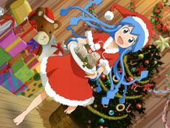 amoe 197620 christmas ikamusume matsumoto_mayuko shinryaku!_ikamusume169169a169a