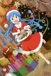 moe 197620 christmas ikamusume matsumoto_mayuko shinryaku!_ikamusume