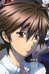 moe 200537 guilty_crown menjou_hare ouma_shuu seifuku shinkawa_ryu shinomiya_ayase yuzuriha_inori