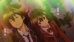 moe 207038 guilty_crown koeduka_masashi menjou_hare ouma_shuu seifuku