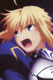 ayande.re 211307 armor caster_(fate_zero) fate_stay_night fate_zero saber shiojima_yuka sword usuki_kiyotakaa