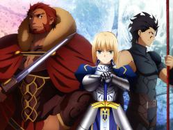 yande.re 211825 armor fate_stay_night fate_zero lancer_(fate_zero) rider_(fate_zero) saber sworda