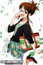 yande.re 211845 akizuki_ritsuko megane nishigori_atsushi the_idolm@ster